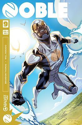 Noble (Comic book) #9