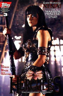Hercules: The Legendary Journeys Vol. 1 (Variant Cover 1996)