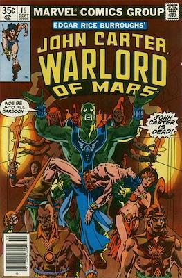 John Carter Warlord of Mars Vol 1 (Comic-book.) #16