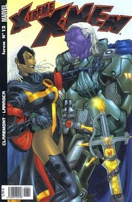 X-Treme X-Men (2002-2005) (Grapa) #12