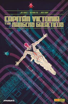 Capitán Victoria y los Rangers Galácticos
