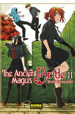 The Ancient Magus Bride (Rústica) #11