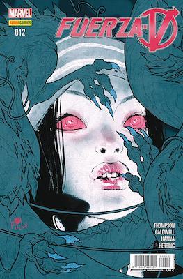Fuerza-V (2015-2017) (Grapa) #12