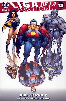 Liga de la Justicia #12