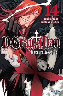 D.Gray-Man #14