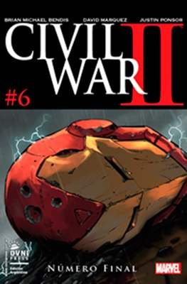 Civil War II (Rústica) #6