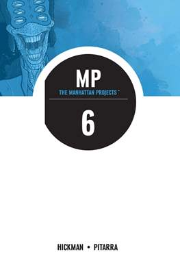 The Manhattan Projects (Softcover) #6
