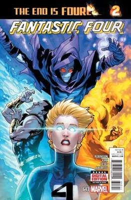 Fantastic Four Vol. 5 (Comic Book) #643