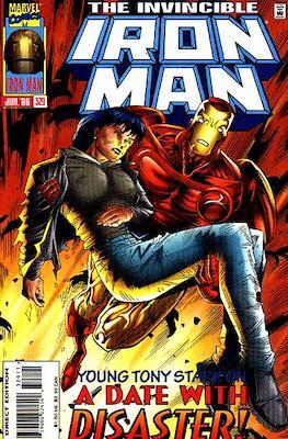 Iron Man Vol. 1 (1968-1996) #329