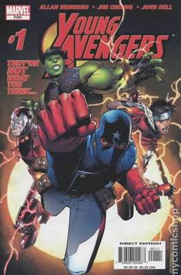 Young Avengers Vol. 1 (2005-2006)