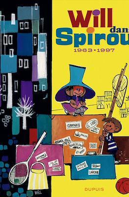 Will dans Spirou 1963-1997