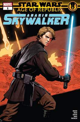 Star Wars: Age of Republic (Comic Book) #6