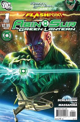 Flashpoint: Abin Sur the Green Lantern #1