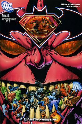 Superman / Batman (2007-2009) #6