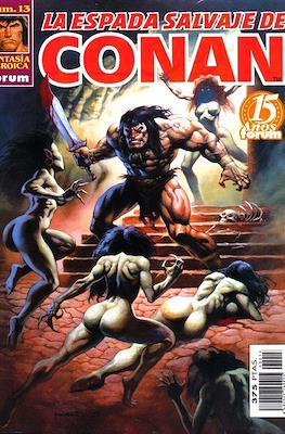 La Espada Salvaje de Conan (1997-1998) vol. III (Grapa. 56 páginas. B/N.) #13
