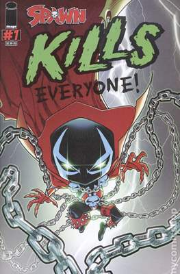 Spawn Kills Everyone! (Variant Cover) (Comic Book 28 pp) #1