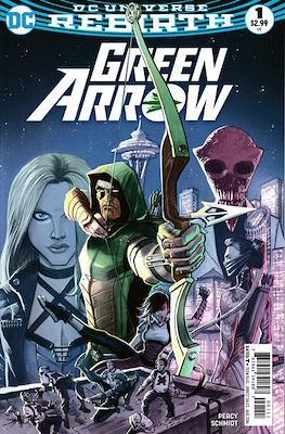 Green Arrow Vol. 6 (2016-2019) #1