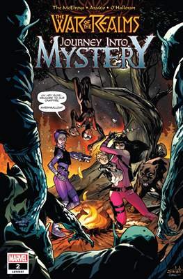 The War of the Realms: Journey into Mystery #2