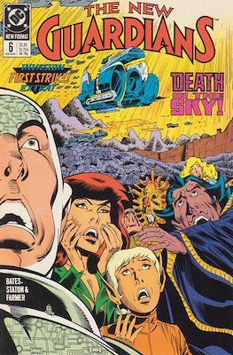 New Guardians Vol 1: (1988-1989) (comic-book.) #6