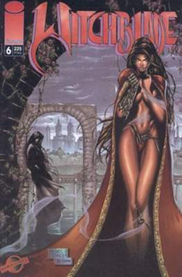 Witchblade (1997-2001) (Grapa, 24 páginas) #6