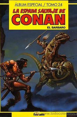 La Espada Salvaje de Conan - Álbum especial (Retapados) #24