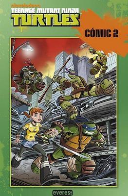 Teenage Mutant Ninja Turtles (Rústica 24 pp) #2