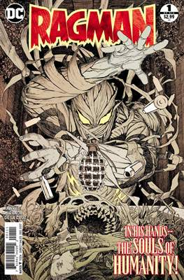 Ragman Vol. 3 (2017- ) (Comic-book) #1