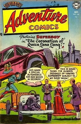 New Comics / New Adventure Comics / Adventure Comics (1935-1983 ; 2009-2011) #192