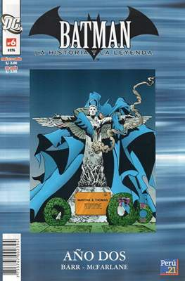 Batman. La Historia y la Leyenda (Grapa) #6