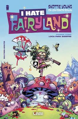 I Hate Fairyland (Cartoné 160-144 pp) #1