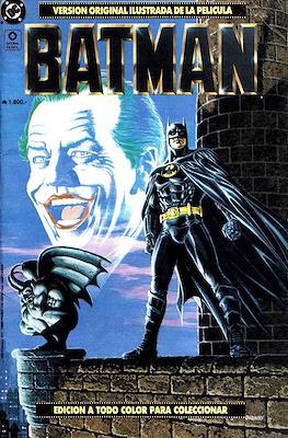 Batman: Versión original ilustrada de la película