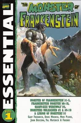 Essential Monster of Frankenstein