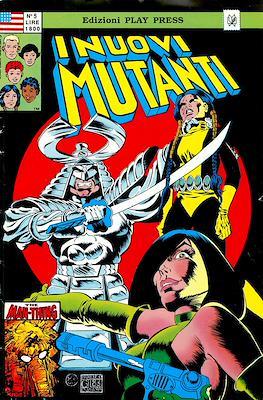 I Nuovi Mutanti (Spillato-brossurato) #5