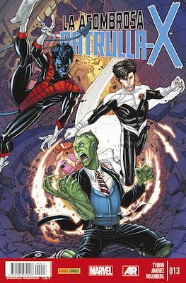 La Asombrosa Patrulla-X Vol. 1 (2014-2015) (Grapa) #13