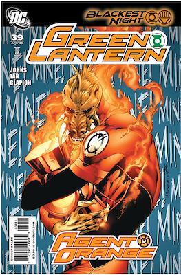 Green Lantern Vol. 4 (2005-2011) (Comic book) #39