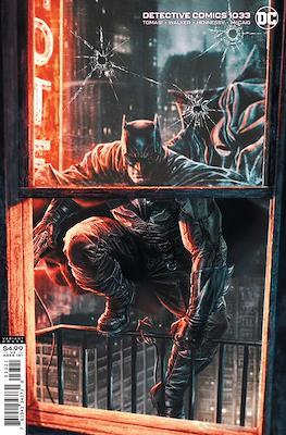 Detective Comics Vol. 1 (1937-2011; 2016- ... Variant Cover) #1033