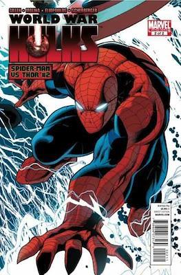 World War Hulks Spider-Man vs. Thor (Comic Book 40 pp) #2