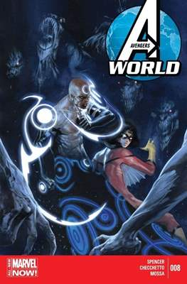 Avengers World (2014-2015) (Comic-Book) #8