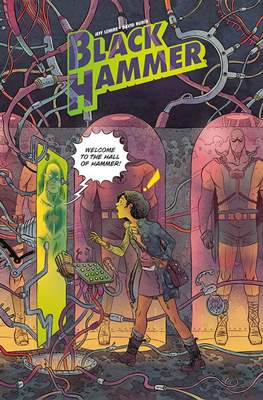 Black Hammer (Comic-book) #12