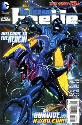 Blue Beetle Vol.9 New 52 #14