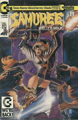 Samuree Vol.1 (Comic Book 32 pp) #8
