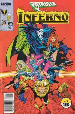 Inferno (1989-1991) (Grapa. 17x26. 32 páginas. Color.) #5