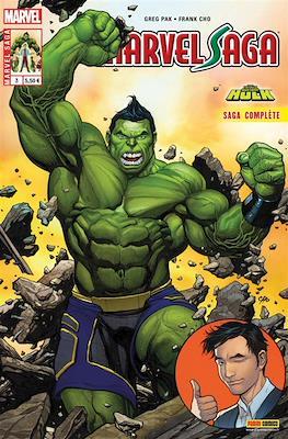 Marvel Saga Vol. 3 (Broché) #3