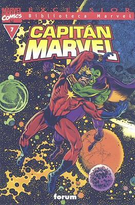 Biblioteca Marvel: Capitán Marvel (2002) (Rústica 160 pp) #7