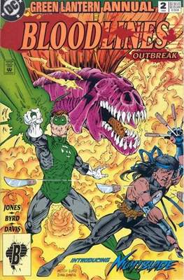 Green Lantern Annual Vol 3 (Comic-Book) #2