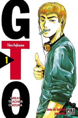 GTO. Great Teacher Onizuka