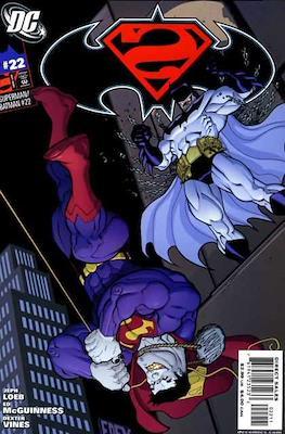 Superman / Batman (2003-2011) (saddle-stitched) #22