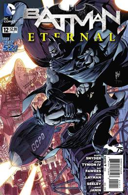 Batman Eternal (2014-2015) (Comic-Book) #12