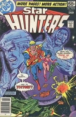 Star Hunters Vol 1 (Grapa) #7