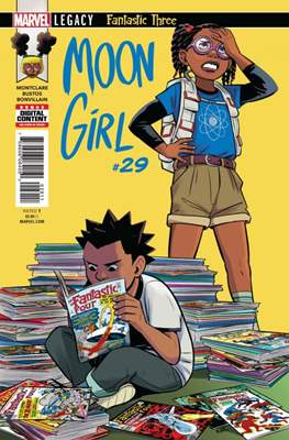 Moon Girl and Devil Dinosaur (Comic-book) #29